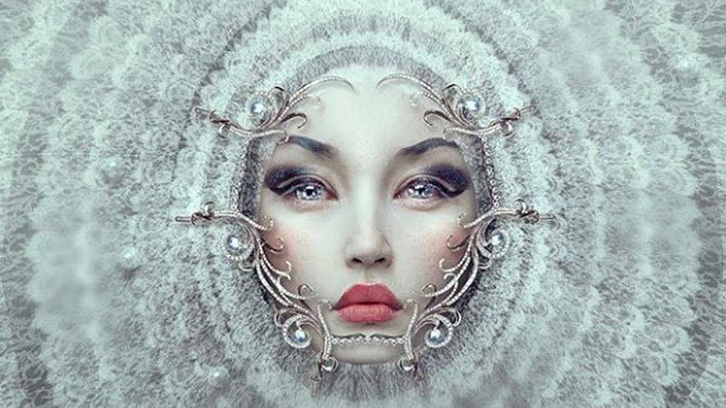 Surrealist Natalie Shau