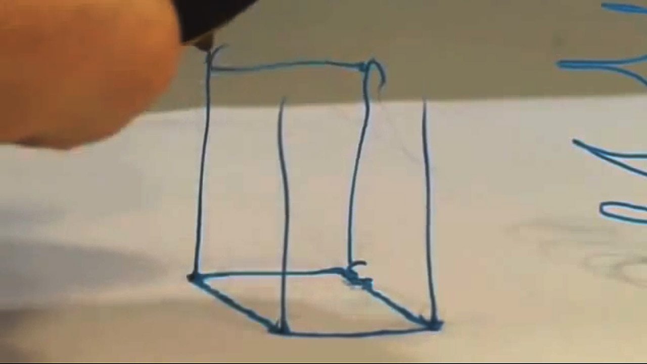 Glue Gun on Steroids… or the 3D Pen