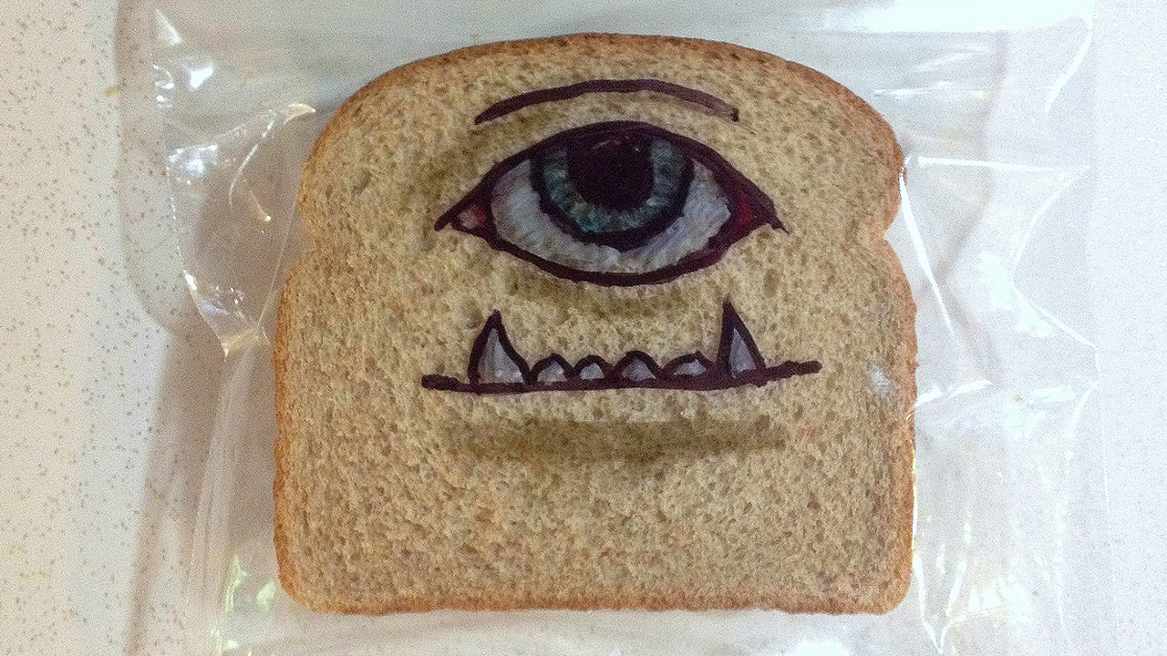 Sandwich art times a Thousand