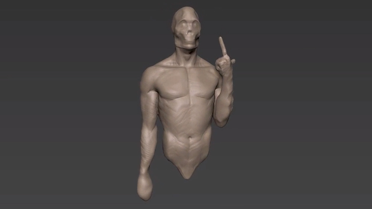 Z-Brush Master Matthew Kean's Speed Sculpts