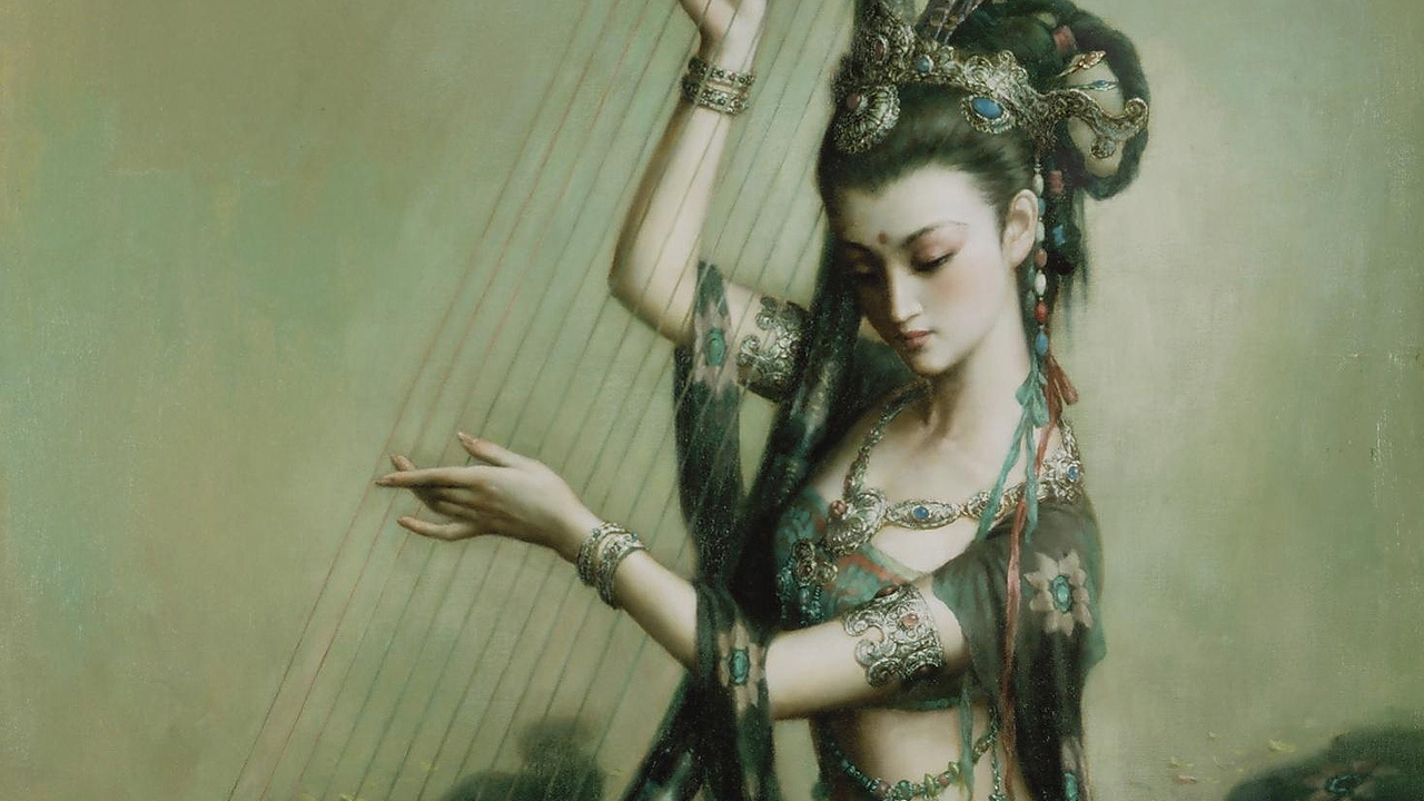 Sensual Chinese Classical