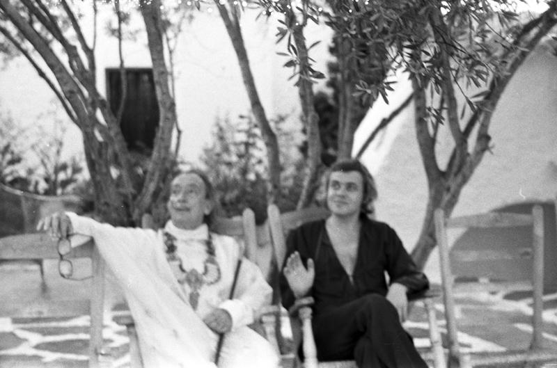 Salvador Dali & HR Giger